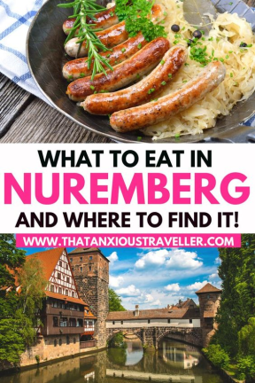 What to Eat in Nuremberg