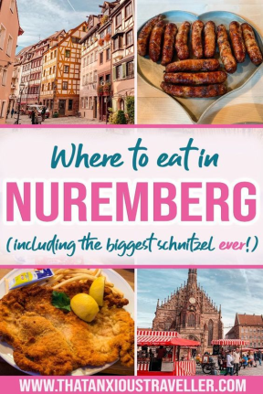 Where to Eat in Nuremberg