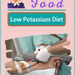 Low Potassium Recipes