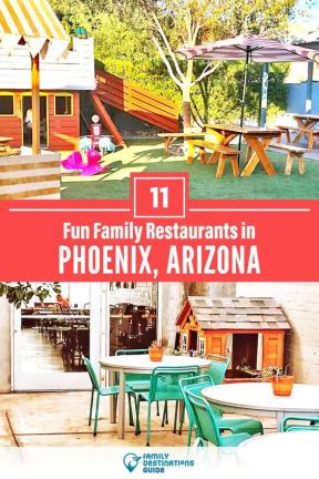 11 Fun Family Restaurants