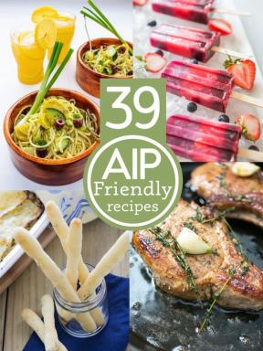 39 AIP Friendly Recipes