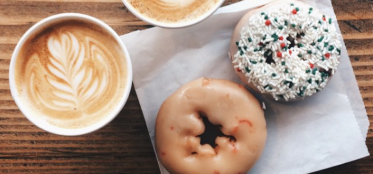 Donuts and Coffee Featured
