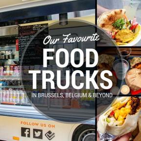 Favourite Food Trucks in Belgium