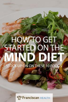 Get Started Mind Diet