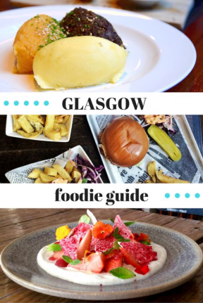 Glasgow Foodie Guide
