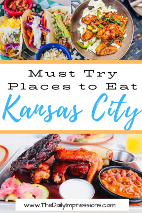 Must Try Places to Eat in Kansas City
