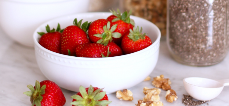 Strawberry Diet Featured