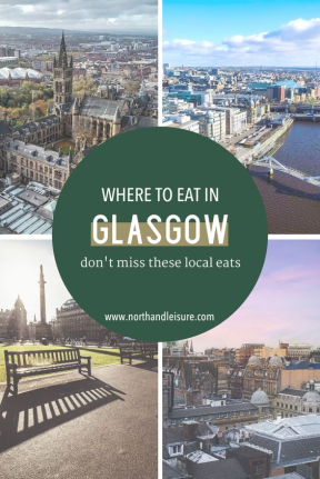 Where to Eat in Scotland's biggest city.