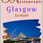 Scottish Food in Glasgow Resstaurants