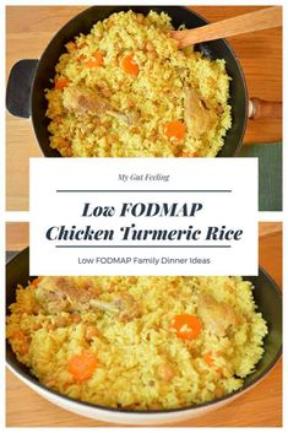 Chicken Turmeric Rice