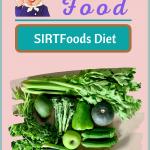 sirtfood diet plan food list