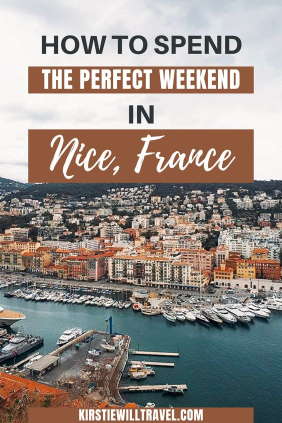 Perfect Weekend in Nice france